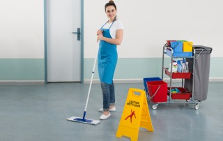 Commercial Cleaning Services | Largo | Emerald Facility Management