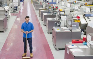 Janitorial Services   Palm Harbor   Emerald Facility Management
