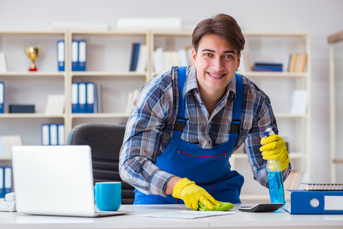 Monthly Office Cleaning | Palm Harbor | Emerald Facility Management