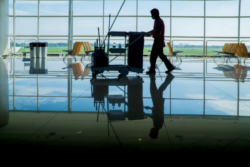 Office Cleaning Company | Palm Harbor | Emerald Facility Management