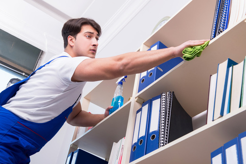 Office Cleaning | Palm Harbor | Emerald Facility Management
