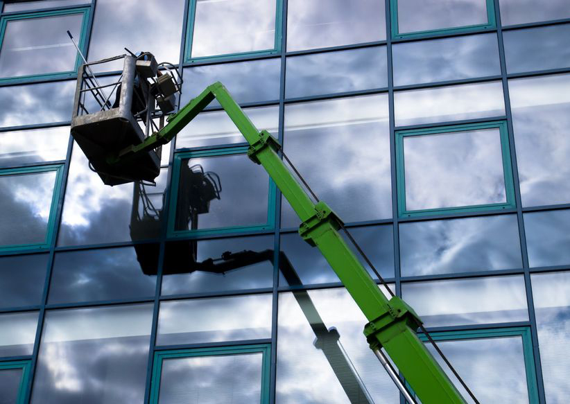 Window Cleaning Services | Emerald Facility Management