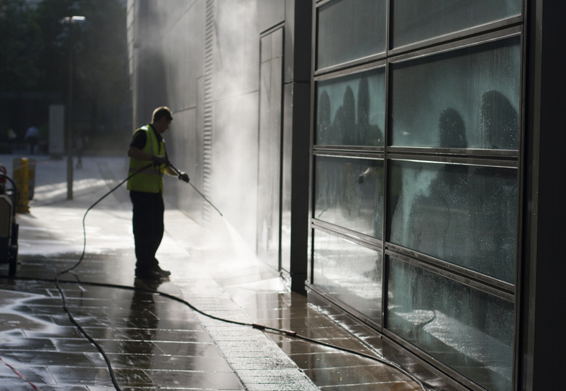 Industrial Cleaning St Petersburg Clearwater Palm