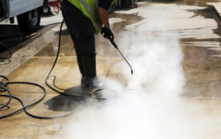 Industrial Floor Cleaning | Clearwater | Emerald Facility Management